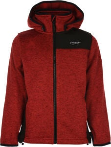 Lindberg Bormio Fleecejacke, Red