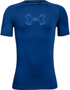 Under armour SS Trainingsshirt, Royal