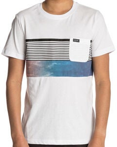 Rip Curl Wilko Premium SS Tee T-Shirt, Optical White