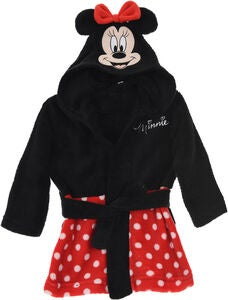 Disney Minnie Maus Morgenrock & Hausschuhe, Red
