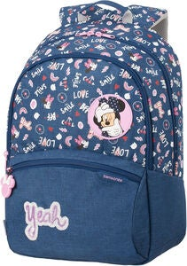 Samsonite Funtime Rucksack Minnie Maus 26 L, Blue