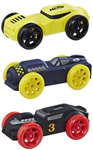 Nerf Nitro Foam Car 3er-Pack