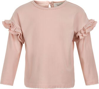 Creamie Jersey T-Shirt, Rose Smoke