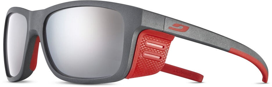 Julbo Cover Spectron 4 Baby Sonnenbrille, Dark Grey/Red