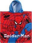 Marvel Spider-Man Badeponcho, Rot