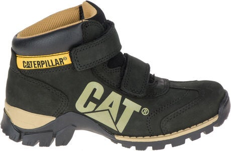Caterpillar Whittaker Stiefel, Black