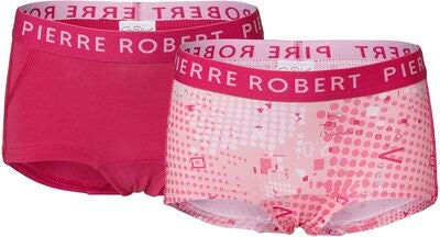 Pierre Robert Young Hipster 2er-Pack, Pink