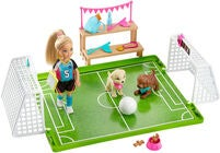 Barbie Dreamhouse Adventures Puppe Chelsea Soccer