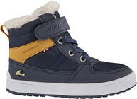 Viking Lukas WP Winterstiefel, Navy/Honey