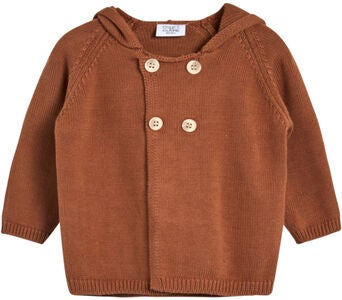Hust & Claire Cookie Pullover, Cognac