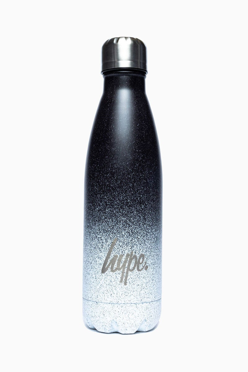 HYPE Trinkflasche, Monochrome Speckle