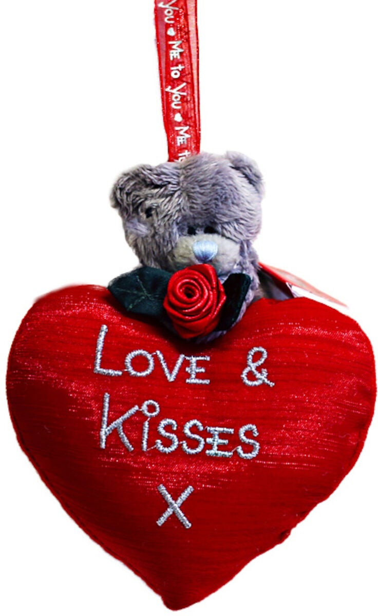 Me To You Kuscheltier Teddy Love And Kisses 13 cm
