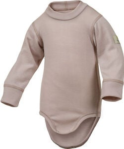 Janus Babywool Body Wolle, Deauville Mauve