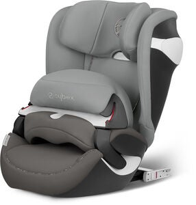 Cybex Juno M-Fix Kindersitz, Manhattan Grey