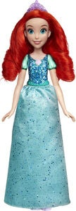 Disney Princess Royal Shimmer Puppe Ariel