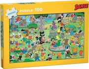 Bamse Puzzle 100 Teile