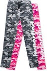 Hyperfied Track Tights 2er Pack, Camo Black/Camo Pink