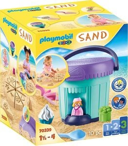 "Playmobil 70339 Kreativset ""Sandbäckerei"""