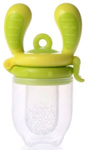 Kidsme Food Feeder Medium, Limette