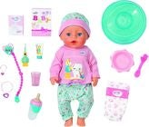 Baby Born Puppe Interactive Soft Skin 43 cm