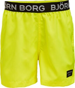 Björn Borg Keith Badehose, Safety Yellow
