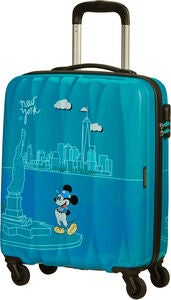 American Tourister Alfatwist 2.0 Spinner Reisetasche 36 l, Take Me Away Mickey Nyc