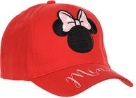 Disney Minnie Maus Baseballcap, Red
