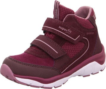 Superfit Sport5 GTX Sneakers, Red/Violett