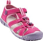 KEEN Seacamp II CNX Youth Sandale, Very Berry/Lilac Chiffon