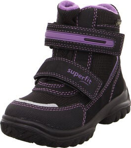 Superfit Snowcat GTX Winterstiefel, Black/Purple