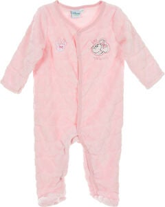 Disney Minnie Maus Pyjamasoverall, Light Pink