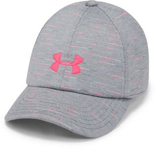 Under Armour Space Dye Renegade Baseballcap, Steel