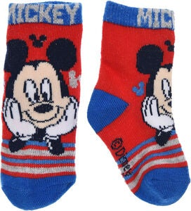 Disney Micky Maus Socken, Red