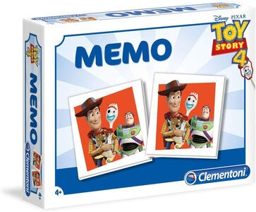 Toy Story 4 Spiel Memory