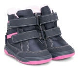Little Champs Stiefel, Navy/Pink