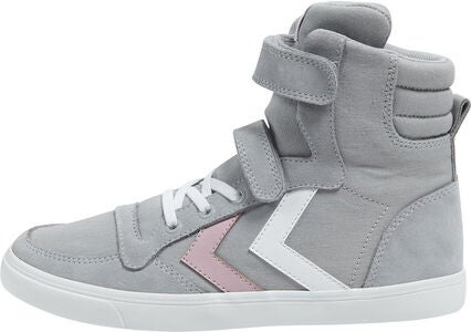 Hummel Slimmer Stadil High Jr Sneaker, High Rise