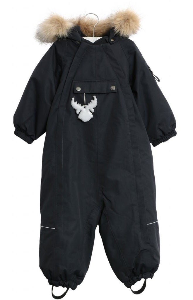 Wheat Nickie Tech Overall, Midnight Blue