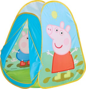 Peppa Wutz Spielzelt Pop-Up