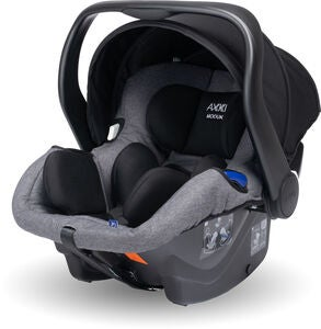 Axkid Modukid Infant Babyschale, Grey