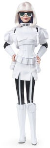 Barbie Entertainment – Star Wars Puppe – Storm Trooper