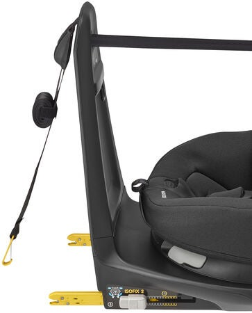 Maxi-Cosi AxissFix Kindersitz, Authentic Black