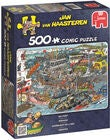 Jumbo Puzzle Jan van Haasteren Sea Port 500