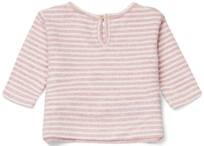Luca & Lola Asia Pullover Baby, Pink Stripes