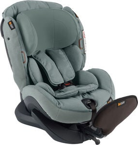 BeSafe iZi Plus X1 Kindersitz, Sea Green Mélange