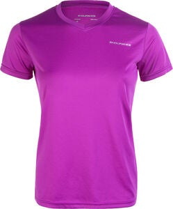 Endurance Vista T-Shirt, Purple Flower