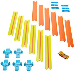 Hot Wheels Track Builder Unlimited Fold Up Track Pack