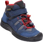 KEEN Hikeport Mid WP Wanderschuhe, Dress Blue