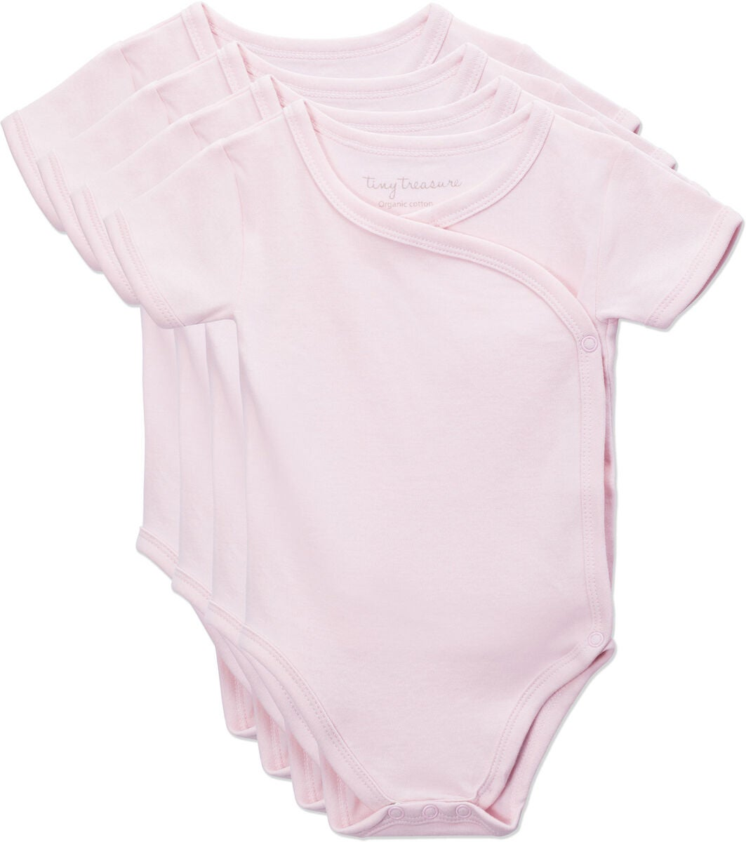 Tiny Treasure Kendall Body 4er-Pack, Pink