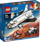 LEGO City 60226 Space Port Mars-Forschungsshuttle