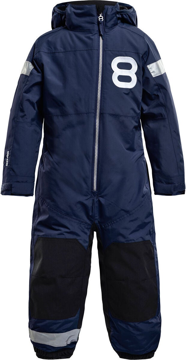 8848 Altitude Logan Minior Overall, Marineblau